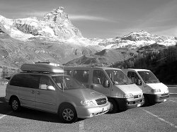 Cervinia airport transfer, Skitaxi Cervinia
